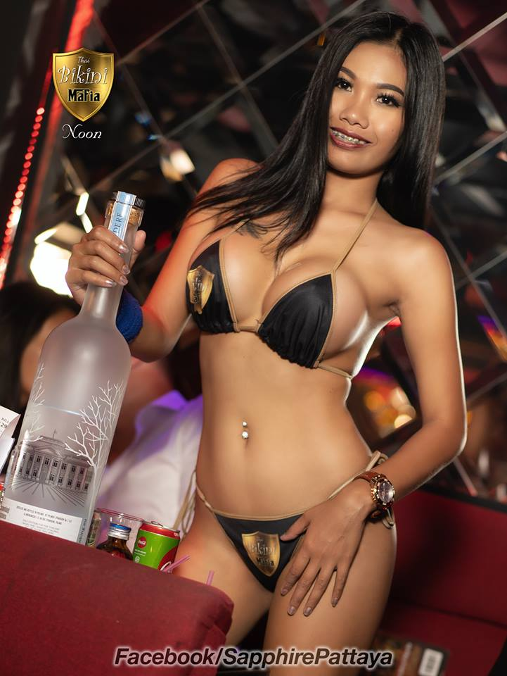 Thai Bikini Mafia 2019 Calendar Launch Party Set 1
